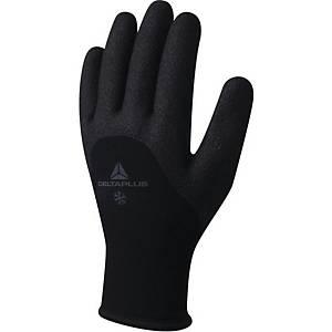 Zateplené rukavice Deltaplus Hercule, velikost 9