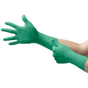 Gants Ansell TouchNTuff 92-605 - nitrile - taille 9,5/10 - 100 gants