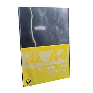 Transparent PVC Rigid Sheet A4