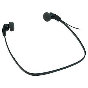 Kopfhörer Philips LFH0334, Stereo, schwarz