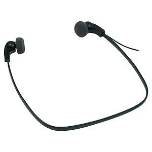 Écouteurs Philips LFH0334, stéréo, noir