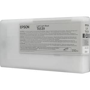 Epson T6539 Ink Cartridge Light Light Black