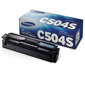 Samsung CLT-C504S laservärikasetti syaani