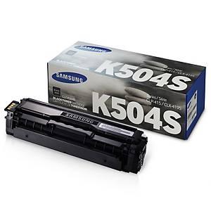 Samsung CLT-K504S laservärikasetti musta