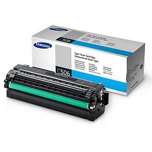 Samsung CLT-C506L laservärikasetti syaani