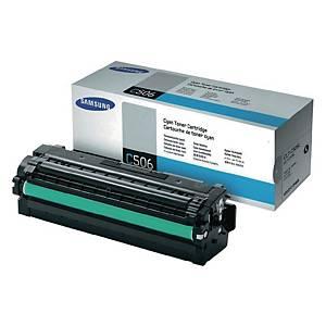 삼성 CLT-C506L 레이저 토너 카트리지 파랑