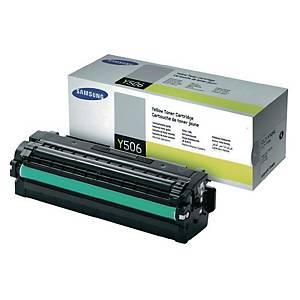 SAMSUNG CLT-Y506L TONER CLP-680 3.5K YLW