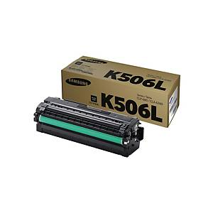 (직배송)삼성 CLT-K506L 레이저 토너 카트리지 검정