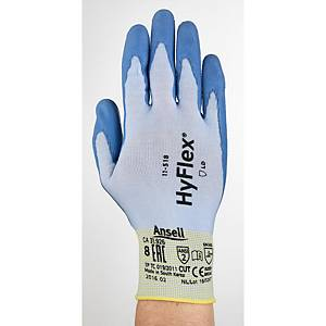 Ansell Hyflex 11-518 cut resistant - size 9 - pack of 12 pairs