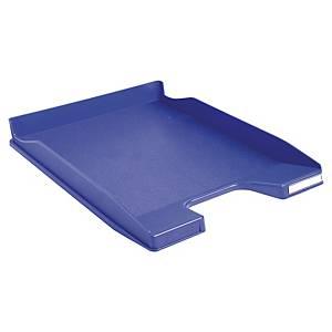 Półka na dokumenty EXACOMPTA Combo2 Slim, niebieska