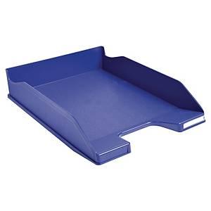 Bandeja de sobremesa Exacompta Combo - poliestireno - azul