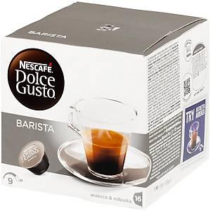 Caixa 16 cápsulas de café Dolce Gusto Barista