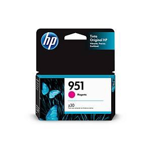Blækpatron HP 951 CN051A, 700 sider, magenta