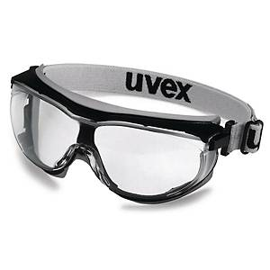 Uvex safety goggle carbonvision 9307375 - clear lens
