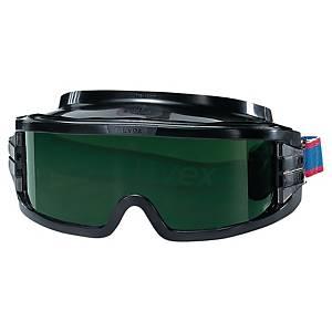 uvex ultravision hegesztő védőszemüveg, 5W, füstszínű