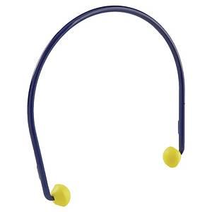 Bügelgehörschutz 3M Eco1000, 23dB, blau
