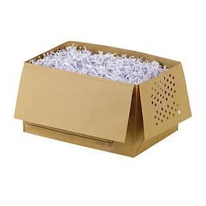 Aktenvernichterbeutel Rexel, 26L aus Papier, Packung à 20 Stück