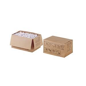 Papiersack Rexel 2102441, für Aktenv. Auto+100X, Volumen: 26 Liter, 20 Stück