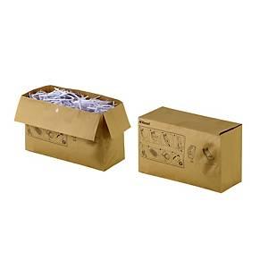 Rexel K50 afvalzakken voor papierversnipperaar Auto+500X/M, 80L, pak van 50