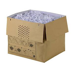 Sacs pour destructeur de documents Rexel, 80L de papier, paq. 50unités