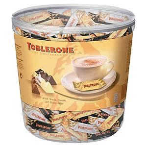 Assortiment de Mini Toblerone - boîte de 904 g