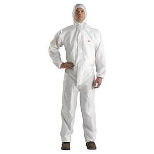 3M 4520 Protective Coverall Category 3 - size L - white