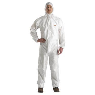 3m Tuta di protezione 4510 bianco tipo 5//6 tg 2xl