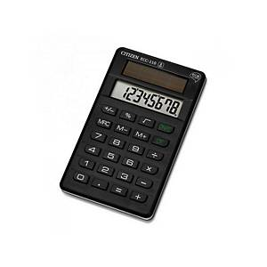 CITIZEN ECC-110 eco complete line pocket calculator