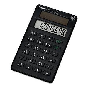 Kalkulator CITIZEN ECC-110 kieszonkowy, 8 pozycji*
