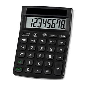 Calcolatrice da tavolo Citizen Eco Complete ECC 210 8 cifre