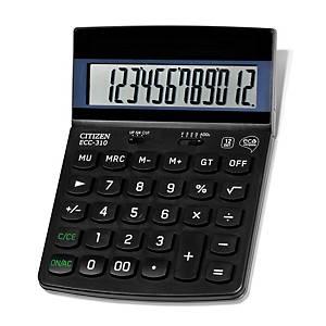 Calcolatrice da tavolo Citizen ECC 310 Eco Complete 12 cifre