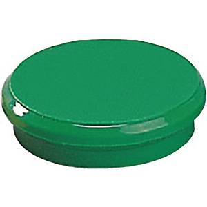BX10 DAHLE 95524 MAGNET ROUND 24MM GREEN