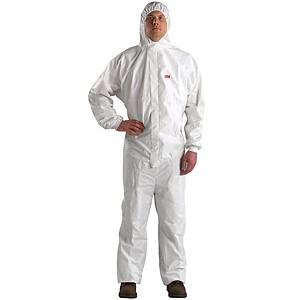 3M 4540+ COVERALL TYPE 5/6 EXTRA LARGE