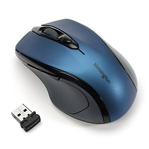 KENSINGTON K72421PROFIT W/LESS MOUSE BLU