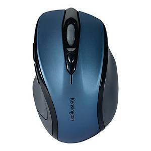 Mysz bezprzewodowa Kensington Pro Fit mid-Size, niebieska