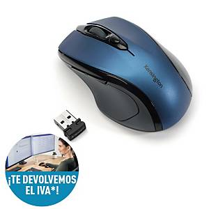 Rato ótico sem fios Kensington ProFit™ - azul