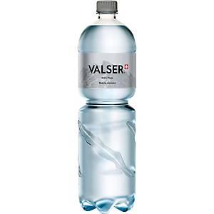 Valser Still Mineralwasser ohne Kohlensäure 1,5 l, Packung à 6 Flaschen
