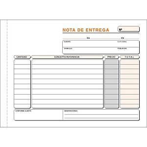 TALONARIO ENTREGAS DUPLI APAIS 150X109
