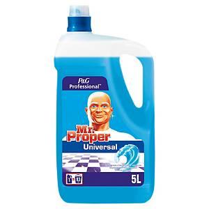 Nettoyant universel Mr. Propre Professional parfum océan, le bidon de 5 l