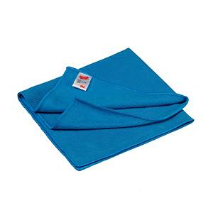 3M essential microfiber cleaning cloth blue - pack of 10