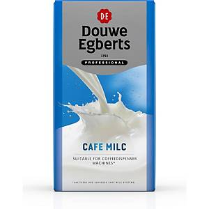 Douwe Egberts Café Milc koffiemelk voor koffieautomaat, pak van 2 l