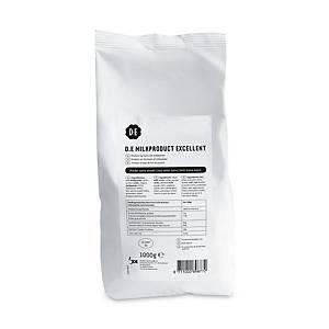 Lait en poudre Douwe Egberts pour machine à café, le paquet de 1 kg