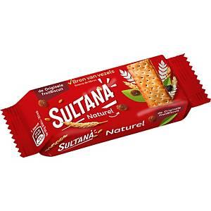 Sultana naturel granenkoekje, pak van 24 koekjes