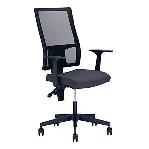 NOWY STYL SERENO OFFICE CHAIR DARK GRAY