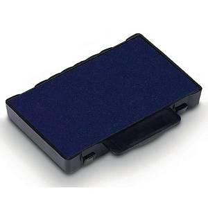 Tampons encreurs de rechange Trodat 6/50, bleu, Emb. de 2 pces.
