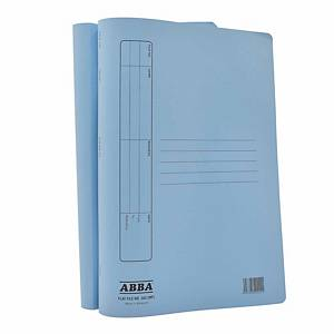 ABBA Standard Manilla Card Folder Blue