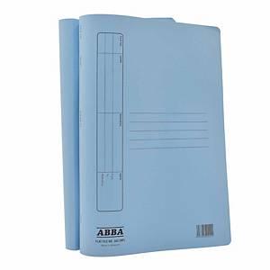 ABBA Standard Manilla Card Folder Blue