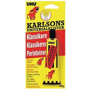 KARLSSON KLISTER GLUE TUBE 45G