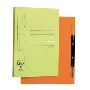 ABBA Standard Manilla Card Folder Green