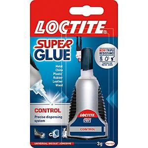 Loctite Super Glue Control 3G